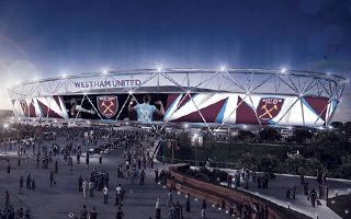 London: Major updates on Olympic Stadium