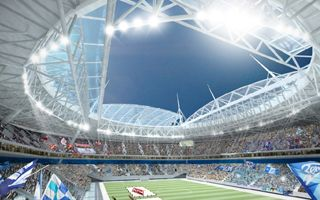 Saint Petersburg: $26 million for Zenit Arena's landscaping and infrastructure