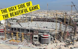 Qatar 2022: Worker abuses ongoing on construction sites?