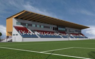 New design: One game-changing grandstand