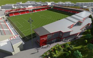 New stadium and design: The present and future of Accrington Stanley