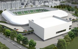 Hungary: Old ground in Szombathely removed, new one coming soon