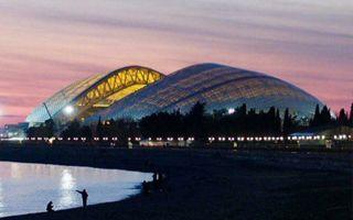 Russia: Sochi stadium suffers major delay
