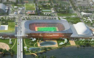 Washington DC: Here's the future of RFK Stadium