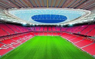 Bilbao: San Mamés roof expansion begins