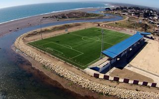 New stadiums: Two of a kind from Chile