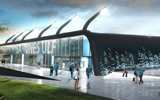 Norway: Sandnes stadium approved by planning committee