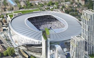 London: It's the final go-ahead for Tottenham