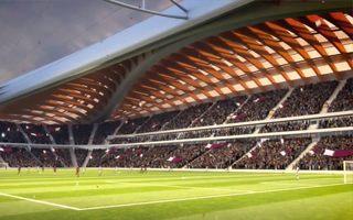 Qatar 2022: Hadid's only stadium to begin growing