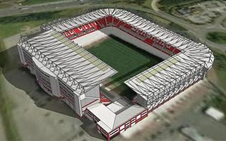 England: Stoke to rename and expand stadium