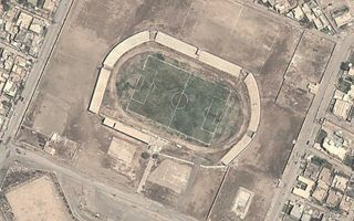 Iraq: Shocking findings at Ramadi stadium