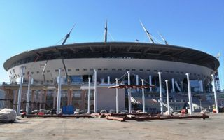 Russia 2018: Zenit Arena to be cheaper? Huge fine for subcontractor