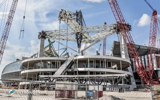 Miami: Dolphins reconstruction delayed, season opening threatened