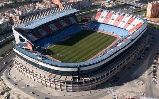 Madrid: No towers to replace Calderón