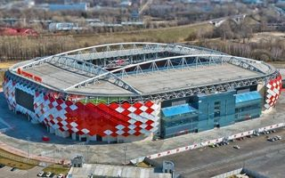 Moscow: Otkritie Arena will never pay for itself