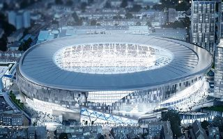 London: Can Tottenham break naming rights record?