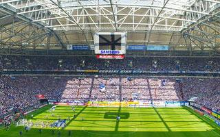 Gelsenkirchen: Schalke to have Europe's largest video cube
