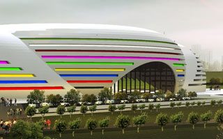 New design: Proof that Ethiopia is stadium-oriented