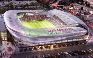 Los Angeles: LAFC stadium approved by council