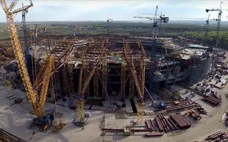 Russia 2018: Contractor abandons Samara Arena