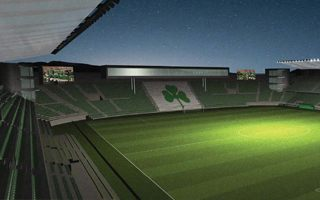 New design: Panathinaikos reveals stadium ambitions