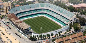 Sevilla: Betis to enclose their stadium with new stand