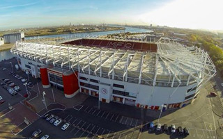 England: Boro stadium upgrade to cost £5 million after promotion