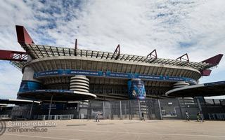 Milan: San Siro upgraded for €30 million