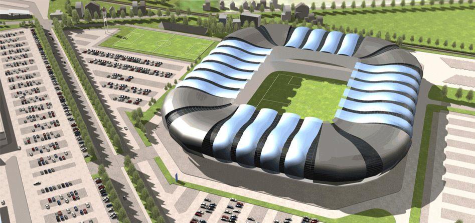 22brugge1 Stadium News - Club Brugge get approval to build Stadion Brugge
