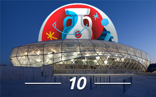 Euro 2016 Countdown: 10 – Stade de Nice