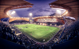 New design: The best stadium across northern Australia?