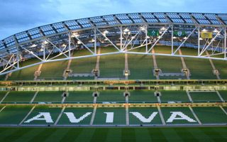 Dublin: Vodafone supplied Aviva Stadium with fast Internet