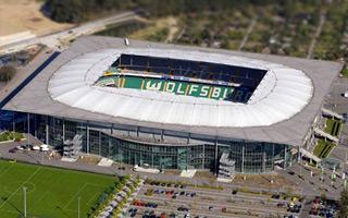 Germany: Wolfsburg with Germany's best turf