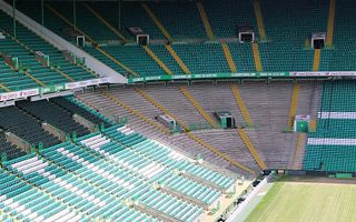 Glasgow: Celtic awaits its safe standing debut