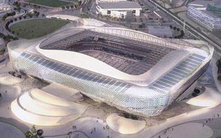 Qatar 2022: Contractors selected for Al Rayyan Stadium
