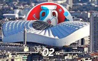 Euro 2016 countdown: 02 - Stade Vélodrome