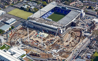 London: Major changes at Tottenham stadium