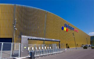 Switzerland: The golden stadium to turns into solar farm