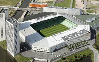 Netherlands: Euroborg name sold, fans quite unhappy