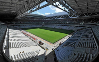 Euro 2016: Last game for Lille's turf