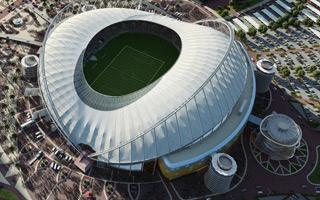 Qatar 2022: Khalifa Stadium awarded for sustainability