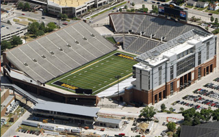 USA: They want a house that looks like Kinnick Stadium