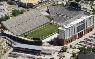 USA: They want a house that looks like Kinnick Stadium
