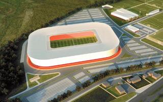 Scotland: Aberdeen officially file stadium plans