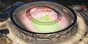 Rome: New election deadly for AS Roma stadium?