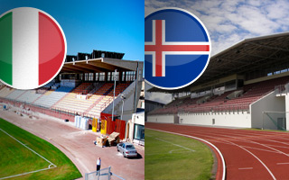 New stadiums: Something from the islands for last quarterfinalists