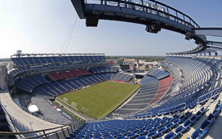 Foxboro: Revolution might leave Gillette Stadium