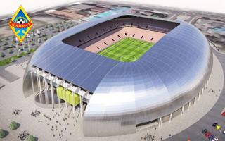 New design: Vice-champion of Kazakhstan has huge plans