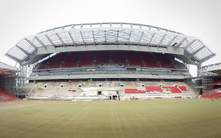 Liverpool: Anfield reopening sealed for September