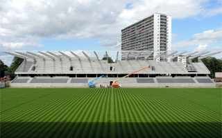 Belgium: New Leuven stand ready in 6 months